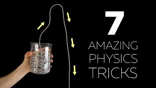 7 AMAZING Physics Tricks That You Must See