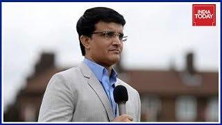 Sourav Ganguly Speaks Exclusively On Kumble-Kohli Rift