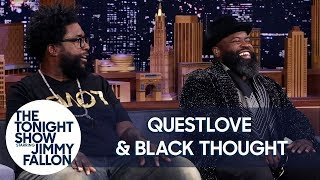 Questlove & Tariq ″Black Thought″ Trotter on Songs That Shook America (Extended Interview)