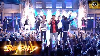 The Evolution of Boy Band Medley - Opening Performance | Boy Band