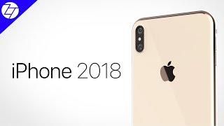 NEW iPhone 2018 - Design, Specs & Price Leaks!