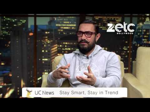 Aamir Khan On The Art Of Movie Making | Komal Nahta