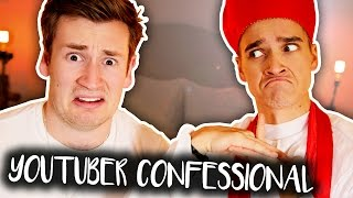 THE R CONFESSIONAL WITH A TWIST! | OLI WHITE