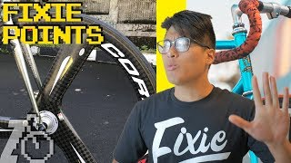 How Lo Pro Can You Go? | Fixie Points Ep. 4 🔥🚲🔥