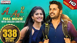 A AA 2 ( Chal Mohan Ranga ) 2019 New Released Hindi Dubbed Movie | Nithiin, Megha Akash