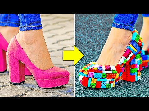 30 AWESOME CRAFTS YOU CAN MAKE FROM OLD TOYS