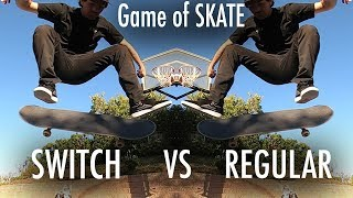 Mikemo VS Mikemo: Switch VS Regular game of SKATE