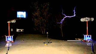 ″House Of the Rising Sun″ - Musical Tesla Coils + Randomness