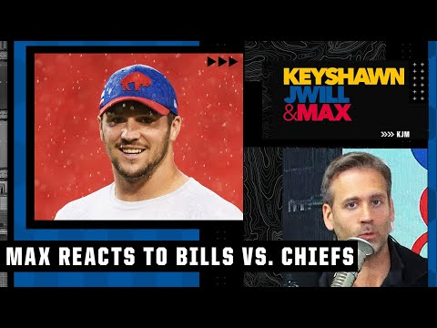 Max Kellerman reacts to the Bills beating the Chiefs in Week 5 | Keyshawn, JWill & Max