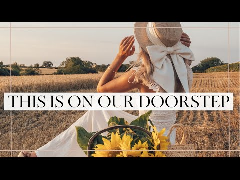 I CAN'T BELIEVE THIS IS ON OUR DOORSTEP! 🌻 // Fashion Mumblr