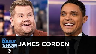 """James Corden - """"The Late Late Show"""" and Celebrating Theater at The Tony Awards 