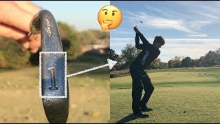 Hitting 1 Iron Off Of Every Tee - Part 1