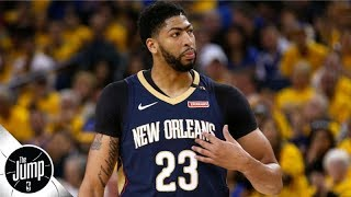 Lakers and Celtics are engaged in Anthony Davis trade talks with Pelicans | The Jump