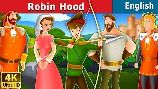 Robin Hood Story in English   Bedtime Stories   English Fairy Tales