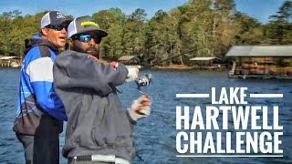 Fishing Battle on Lake Hartwell Against The Local Studs - Pt.1 SMC 13:01