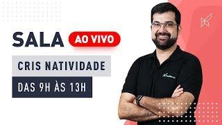 SALA AO VIVO DAY TRADE - CRIS NATIVIDADE no modalmais 21.08.2019