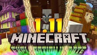 UPDATE DELL'ESPLORAZIONE - Minecraft ITA - 1.11 Release: Tutte le Novità nel Dettaglio