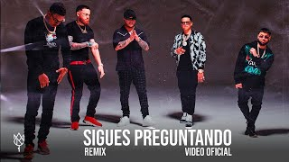 Alex Rose - Sigues Preguntando (Remix) ft. Myke Towers, Miky Woodz, J Alvarez & Jory [ Oficial]