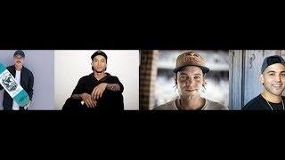 Nyjah Huston X Paul Rodriguez X Ryan Sheckler X Luan Oliveira 2019