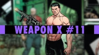 Burning The Past | Weapon X #11 Review