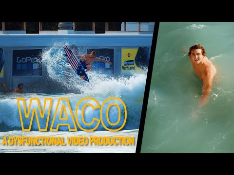 Kolohe And Griffin's First Time To Waco! | Lost Surfboards Team x The BSR Pool