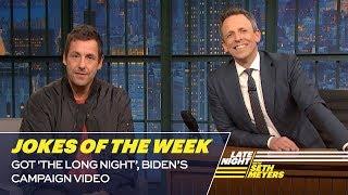 Seth's Favorite Jokes of the Week: GoT 'The Long Night', Biden's Campaign