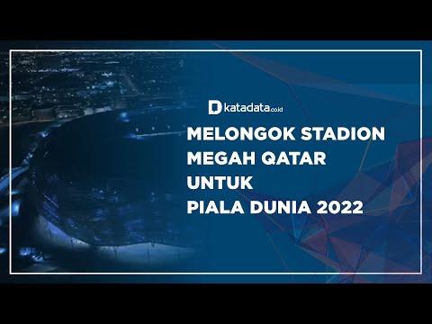 Melongok Stadion Megah Qatar untuk Piala Dunia 2022 | Katadata Indonesia