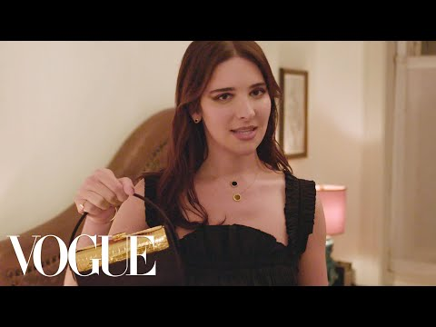 Hari Nef Gets Ready for the 2019 CFDA/Vogue Fashion Fund Awards Dinner   Vogue
