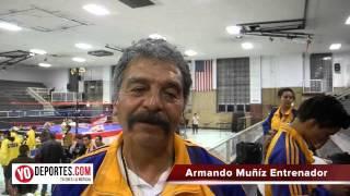 Copa Acopil 2015 Armando Muniz entrenador de San Luis Potosi