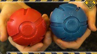 Homemade Wax PokeBalls