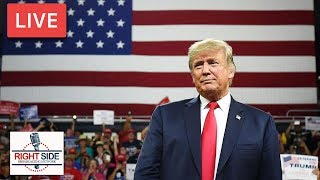 FULL Event: President Donald Trump Holds MASSIVE Rally in Lebanon, OH 10/12/18