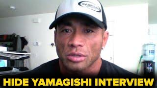Hide Yamagishi on SHREDDED Dallas Look!