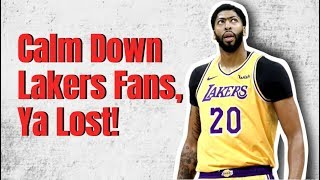 How The Anthony Davis Trade Could Be A DISASTER For The Lakers!