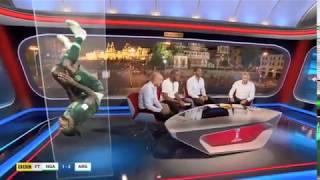 Argentina vs Nigeria 2 1 Post Match Analysis Fifa Worldcup 2018