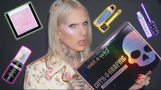 NEW WET N WILD 'GOTH-O-GRAPHIC' COLLECTION | HIT OR MISS?!