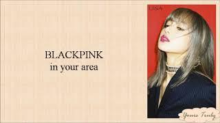BLACKPINK - Kill This Love (Easy Lyrics)
