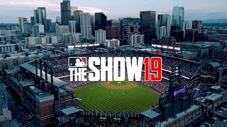 MLB The Show 19 Intro Cinematic