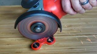What's inside a Fidget Spinner?