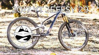 Dane's 2017 YT Jeffsy 29 - BIKE CHECK
