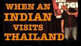 When An Indian Visits Thailand | Stand up Comedy by Nishant Tanwar