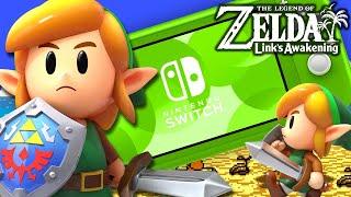 The Legend of Zelda Link's Awakening Gameplay - Nintendo Switch FULL GAME!
