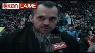 Edi Rama, pallati i sportit ″Asllan Rusi″ - (20 Janar 2000)