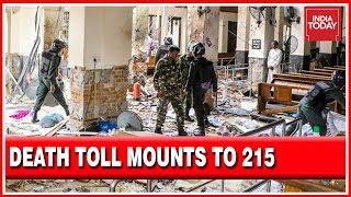 Death Toll Up In Sri Lanka Serial Blasts As 215 Killed, 500 Injured; 9th Bomb Defused