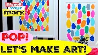 How to: Make Easy Art