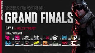 [ENG] PUBG Global Championship - Week 2 Day 3
