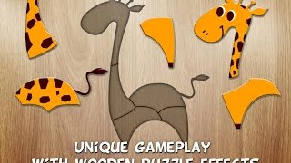 384 Puzzles for Preschool Kids ″Puzzle Education Games″ Android