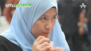 불닭볶음면을 먹은 말레이시아 사람들의 반응은?♨ |팔아야 귀국 5회