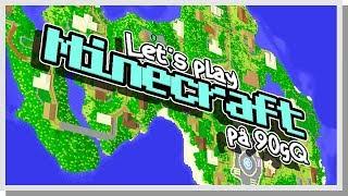 LP Minecraft på 90gQ #78 - Den sista urbefolkningsbyn!