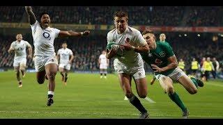 Highlights: Ireland 20 England 32