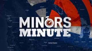 MINORS MINUTE   Starrett's Debut